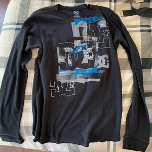 Youth Size XL DC Thermal Long Sleeve
